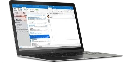 Outlook apps will reduce the pain of mailing